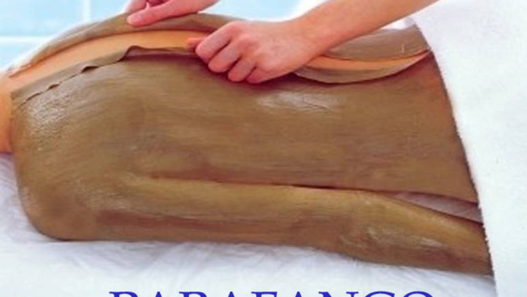 Горячее обертывание Parafango