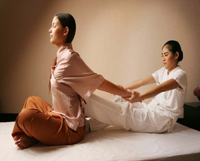 Тайский-йога