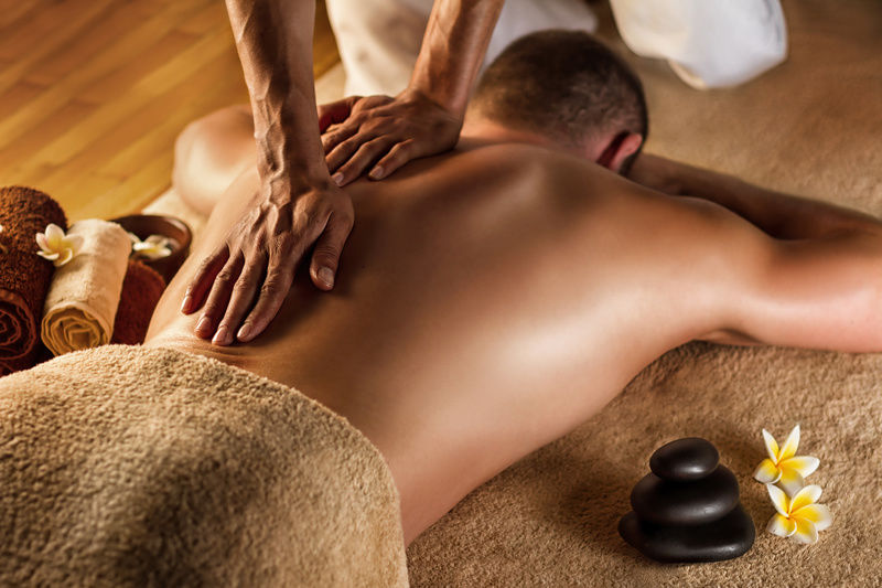healthy massage therapy